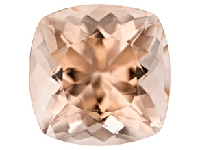 Morganite 11.5mm Square Cushion 5.50ct