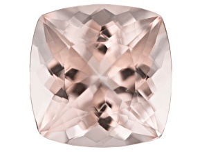 Morganite 11mm Square Cushion4.40ct