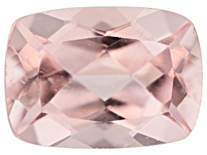 Morganite 14x10mm Rectangular Cushion 6.71ct