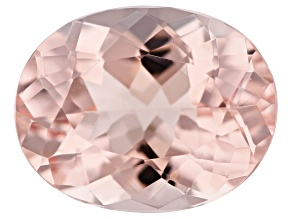 Morganite 9x7mm Oval 1.60ct