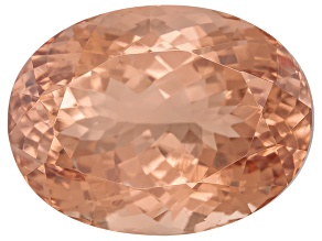 Morganite 16x12mm Oval 11.00ct