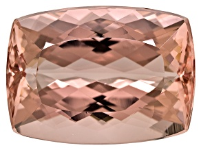 Morganite 19x14mm Rectangular Cushion 16.50ct