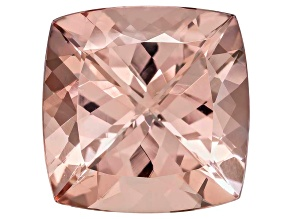 Morganite 17mm Square Cushion 17.00ct