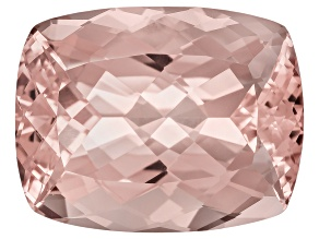 Morganite Rectangular Cushion 18.50ct