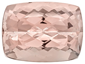 Morganite 17.5x13mm Rectangular Cushion 15.27ct