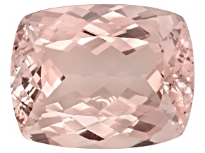Morganite 19.5x15.5mm Rectangular Cushion 20.13ct