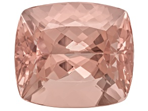Morganite 19x17mm Rectangular Cushion 25.72ct