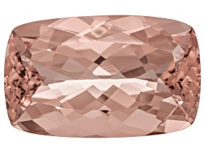 Morganite 24x15.5mm Rectangular Cushion 29.67ct