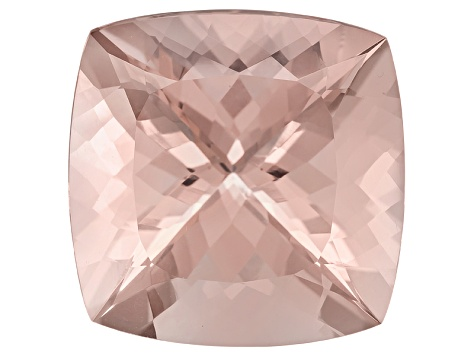 Morganite 19mm Square Cushion 25.96ct