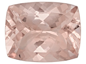 Morganite 18.5x15mm Rectangular Cushion 17.89ct