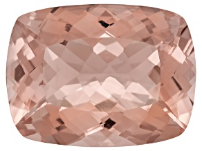 Morganite 25x19mm Rectangular Cushion 35.10ct