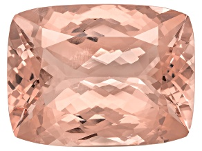 Morganite 21x16mm Rectangular Cushion 23.00ct
