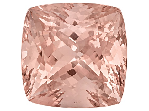 Morganite 19mm Square Cushion 33.19ct
