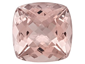 Morganite 17mm Square Cushion 17.80ct
