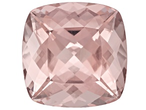 Morganite 20mm Square Cushion 31.15ct