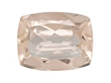Morganite 9x7mm Rectangular Cushion 1.75ct
