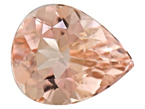 Morganite 11x9mm Pear Shape 2.75ct