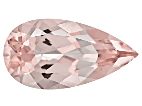 Morganite Pear Shape 6.00ct