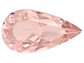 Morganite 15x8mm Pear Shape 3.00ct