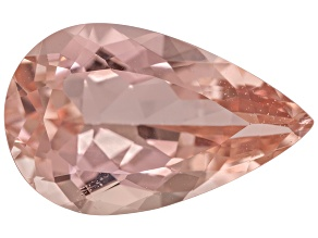 Morganite Pear Shape 4.00ct