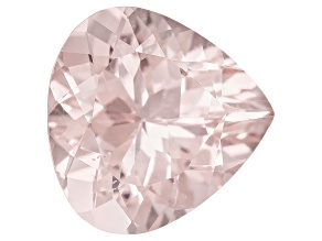 Morganite 10mm Pudgy Pear Shape 2.50ct