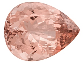 Morganite 26.32x20.30mm Pear Shape 37.40ct