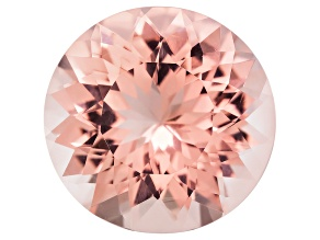 Morganite 10.75ct Round