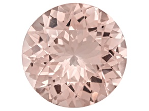 Morganite 15.5mm Round 10.50ct