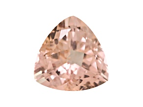 Morganite 14mm Trillion 8.00ct