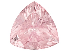 Morganite 16mm Trillion 13.06ct
