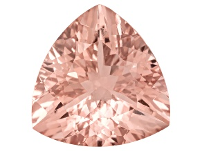 Morganite 18mm Trillion 16.50ct
