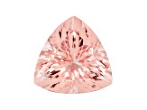 Morganite 19mm Trillion 19.50ct