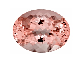 Morganite 20x15mm Oval 16.75ct