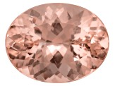 Morganite 20x16mm Oval 18.50ct