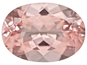 Morganite 14x10mm Oval 5.50ct