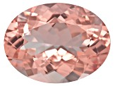 Morganite 20x15mm Oval 17.50ct