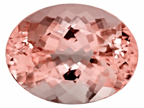 Morganite 20x15mm Oval 14.50ct
