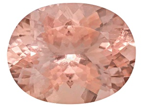 Morganite 19x15mm Oval 15.00ct