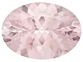 Morganite 18x13mm Oval 10.42ct