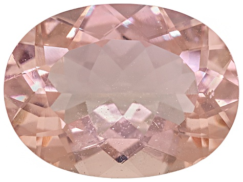 Morganite 14.5x11mm Oval 5.75ct