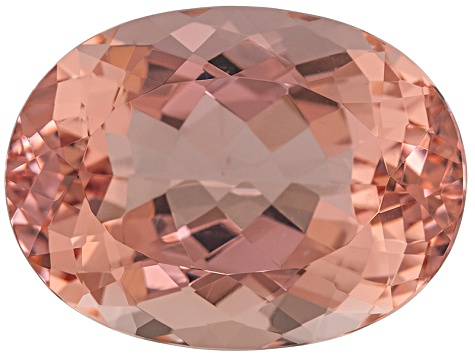 Morganite 19.5x14.5mm Oval 16.00ct