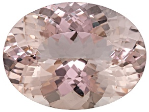 Morganite 19.5x15mm Oval 14.58ct