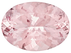 Morganite 22x16mm Oval 20.18ct
