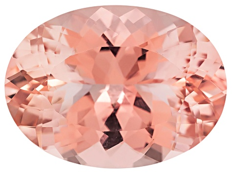 Morganite 22x16mm Oval 19.00ct