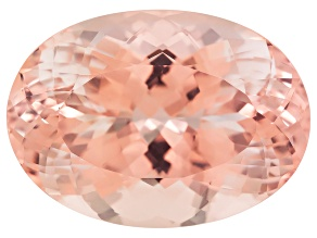 Morganite 33.39ct Oval