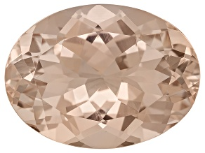 Morganite 18.5x13.5mm Oval 12.96ct