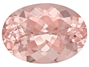 Morganite 20.5x14.5mm Oval 15.75ct