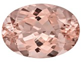 Morganite 22.3x15.7mm Oval 20.61ct