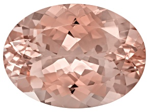 Morganite 22.7x15.7mm Oval 20.51ct