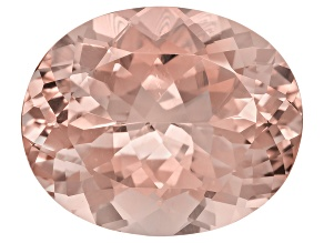 Morganite 23x18.8mm Oval 28.80ct